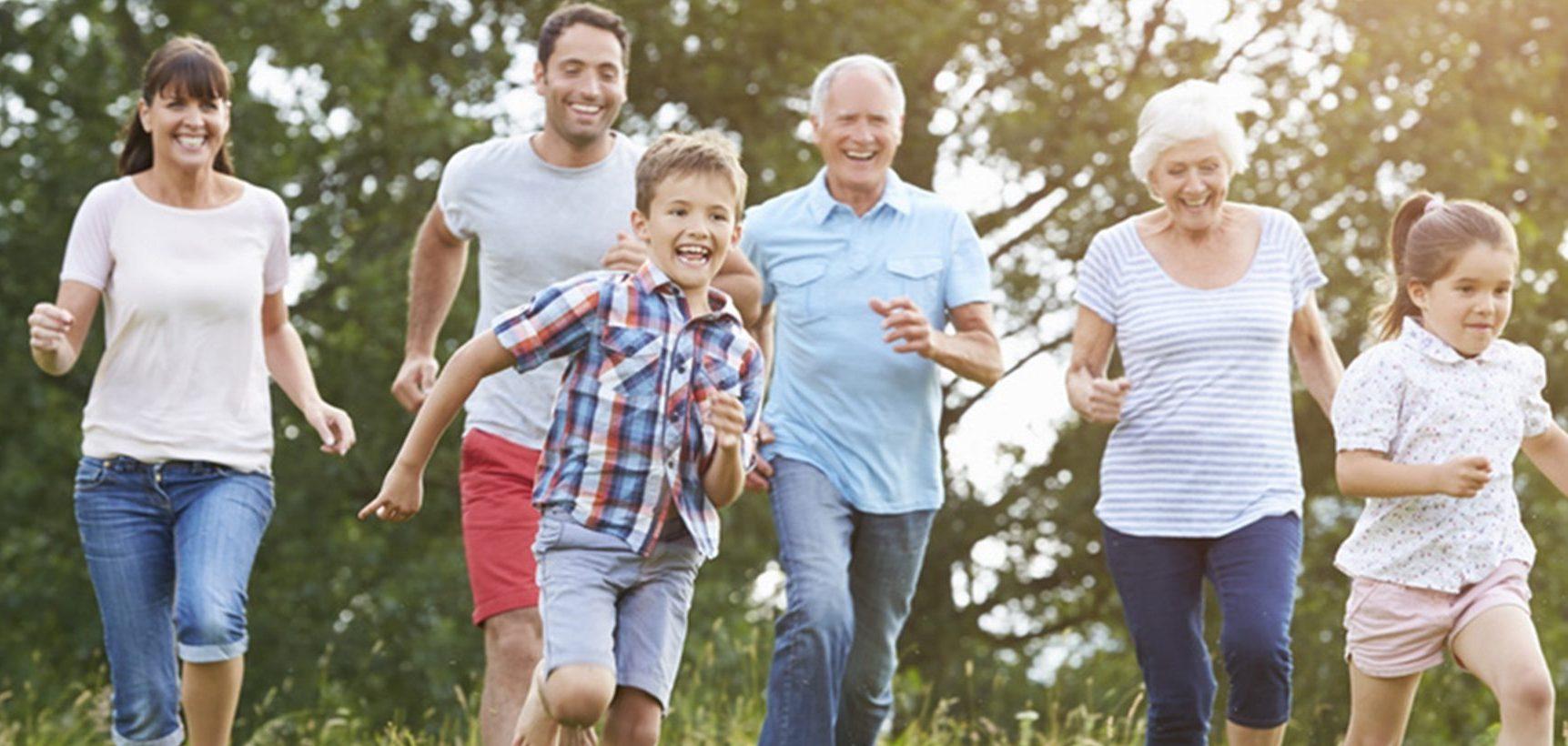 Gesunde Ernährung führt zu mehr Vitalität und Lebensqualität
